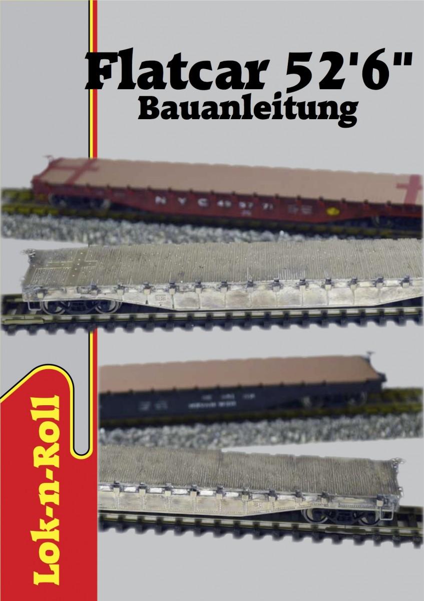 Flatcar Bauanleitung